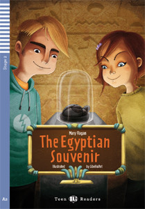 Teen Eli Readers Stage 2 (cef A2): the Egyptian Souvenir with Audio CD