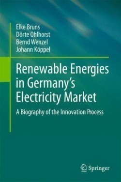 Renewable Energies in Germany's Electricity Market A Biography of the Innovation Process