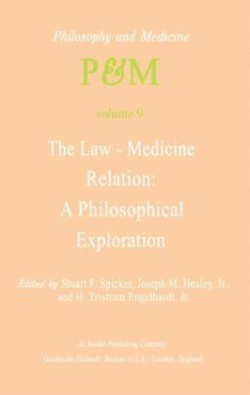 Law-Medicine Relation: A Philosophical Exploration