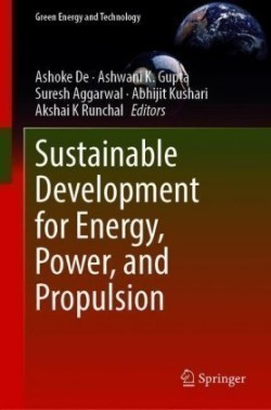 Sustainable Development for Energy, Power, and Propulsion